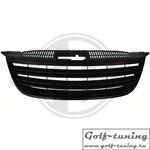VW Tiguan 07-11 Решетка радиатора без значка черная