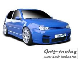 VW Golf 4 Бампер передний Streetracer