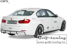 BMW F30 / F31 Седан / Универсал 11-15 Накладка на задний бампер