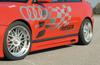 Audi A3 8L 96-03 3/5Дв Накладки на пороги
