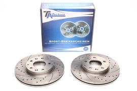 Mazda 6 02-07 Спортивные тормозные диски передние