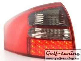 Audi A6 4B 97-04 Седан Фонари светодиодные, красные