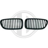 BMW F10/F11 10-13 Решетки радиатора (ноздри) матовые