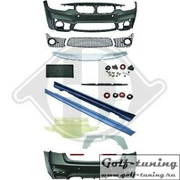 BMW F30 Седан 11-15 Комплект обвеса EVO-Look