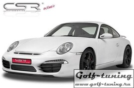 Porsche 911/997 04-12 Бампер передний