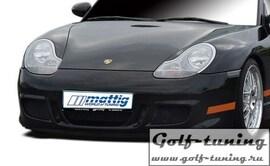 Porsche 911 996 Бампер передний