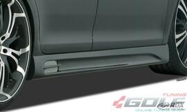 "Renault Megane 4 Седан/Универсал Накладки на пороги ""GT-Race"""