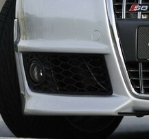 Противотуманные фары для бампера Rieger Audi A4 8H cabrio