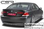 BMW 7er E65 / E66 01-05 Накладка на задний бампер O-Line design