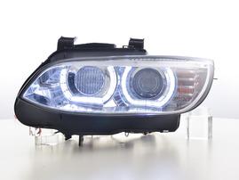 BMW 3er E92/E93 06-10 Фары с LED скобками под ксенон хром