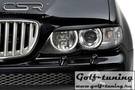 BMW X5 03-06 Реснички на фары