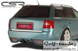 Audi A6 C5 Универсал 97-04 Бампер задний XX-Line design