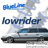 VW Passat B3/B4 87-97 Винтовая подвеска JOM Blueline c регулировкой по высоте