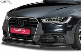 Audi A6 C7 S-Line 11-14 Накладка на передний бампер Cupspoilerlippe