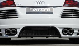 Audi TT 8J 06-14 Глушитель rieger