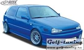 VW Golf 3 Бампер передний GT-Race clean