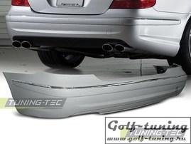 Mercedes W211 02-06 Бампер задний AMG Look