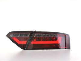 Audi A5 07-11 Купе/кабрио Фонари lightbar design красно-тонированные