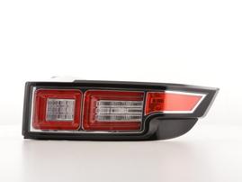 Range Rover Evoque 11- Фонари светодиодные хром
