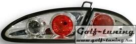 Seat Leon 99-05 Фонари хром
