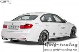 BMW F30/F31 Седан/Универсал 11-15 Накладка на задний бампер
