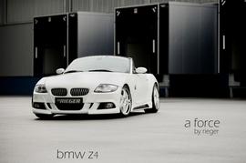 BMW Z4 06-09 Coupe/Roadster Передний бампер