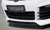 Сплиттер для переднего бампера Rieger 51530/51531/51532/51533