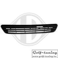 Opel Astra G Решетка радиатора без значка черная