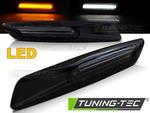 BMW E60/ E90/ E92/ E82 LED Повторители F10 STYLE тонированные глянцевые