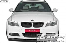 BMW E90/91/92/93 LCI M-Paket Накладка на передний бампер Cupspoilerlippe