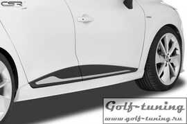 Renault Clio IV X98 12- Накладки на пороги