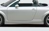 Audi TT 8N 98-06 Накладки на пороги