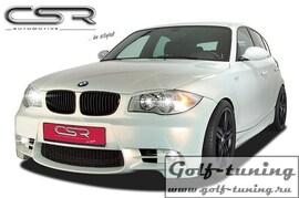 BMW E81/E82/E87/E88 04- Бампер передний