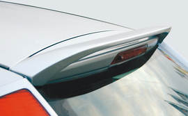 Ford Focus 98-04 3D Спойлер на крышку багажника