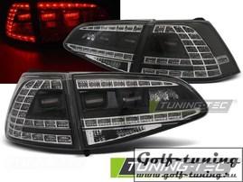VW Golf 7 12-17 Фонари светодиодные, GTI Look черные