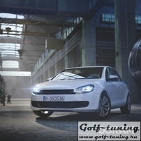 Golf 6 Фары LEDriving Xenarc Edition black ксенон