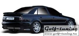 Audi A4 B5 94-01 Седан/Универсал Накладка на задний бампер