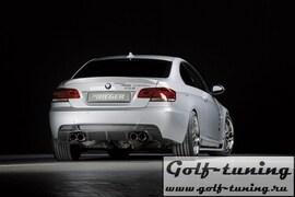 BMW E92 / E93 335I Накладка на задний бампер Carbon Look