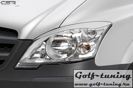 Mercedes Benz Viano / Vito W639 V639 10-14 Реснички на фары