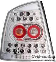 Opel Astra G Фонари светодиодные, хром