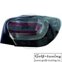 Mercedes W176 12- Фонари светодиодные, тонированные Lightbar design