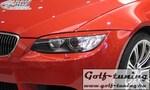 BMW E92 / E93 06-10 Ресницы на фары