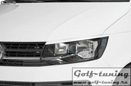 VW T6 Bus 15- Реснички на фары