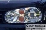 VW Golf 4 Фары R32 оригинальные под ксенон
