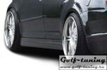 VW Golf 5 Plus 03- Пороги