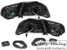 VW Golf 6 Фонари светодиодные, черные с светодиодным поворотником