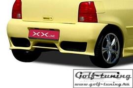 VW Lupo 6X Бампер задний XX-Line design