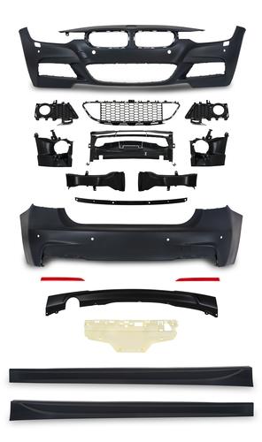BMW F30 LCI 15-18 Комплект обвеса