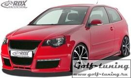 VW Polo 9N3 Бампер передний GTI-Five