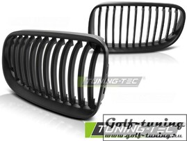 BMW E92 10- Решетки радиатора (ноздри) черные